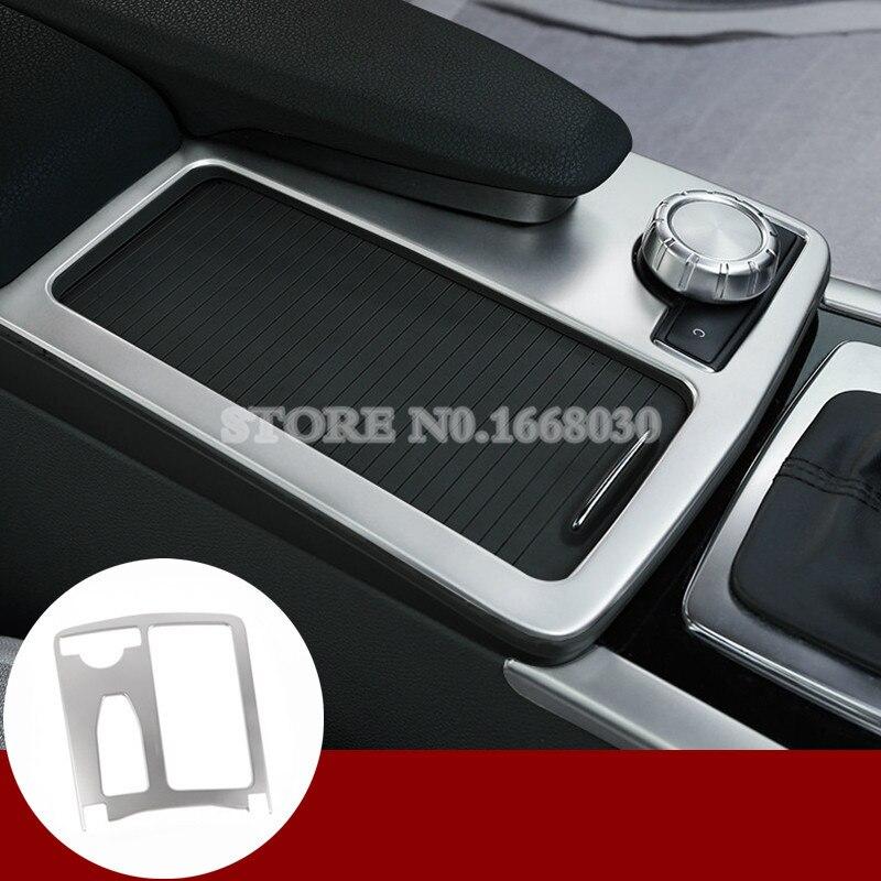 Intérieure Porte-Gobelet D'eau Cadre Couverture Pour Benz Classe E Coupé W207 C207 2009-2012