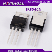 10PCS IRF540N IRF540NPBF TO220 IRF540 TO-220 New original