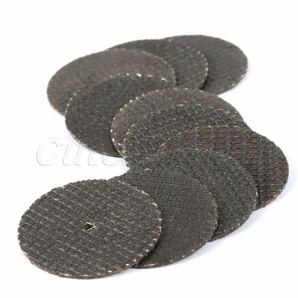 10 stks 32mm hars fiber metalen doorslijpschijf cirkelzaagblad dremel - Schurende gereedschappen - Foto 6