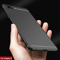 Oneplus 5 Case Oneplus 5 Cover TCICPC Brand Luxury Hard Frosted PC Ultra Thin Back Cover