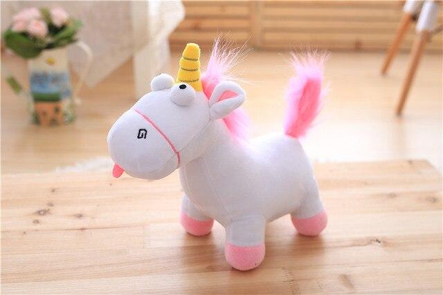 Direct deal Cartoon unicorn plush toy Rainbow pony Dash doll Kawaii toy For Children Gift For Girl