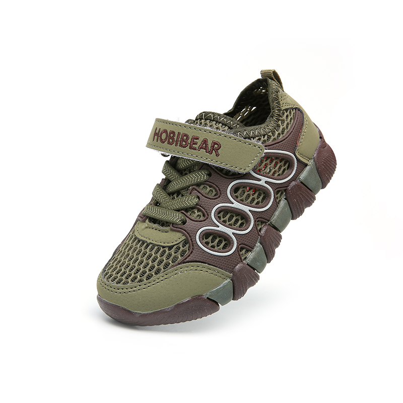Sneakers For Boys Soft Running Shoes For Child Air Mesh Breathable Casual Shoe For Baby Rubber Anti-Slippery Spring Footwear Kid hot sale baby casual shoes fashion white shoe non skid breathable shoes soft rubber sole for babies boys and girls page 1