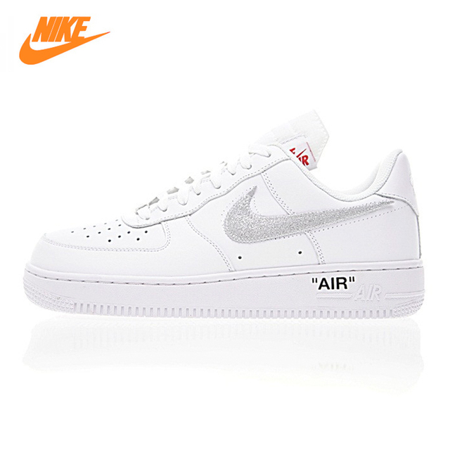 Nike 100 From In Waterproof Af1 Men 1 Slip Skateboarding Breathable And Air Aa3825 ShoesSilver GoldNon 700 Aa8152 Force Women tQdrxshC