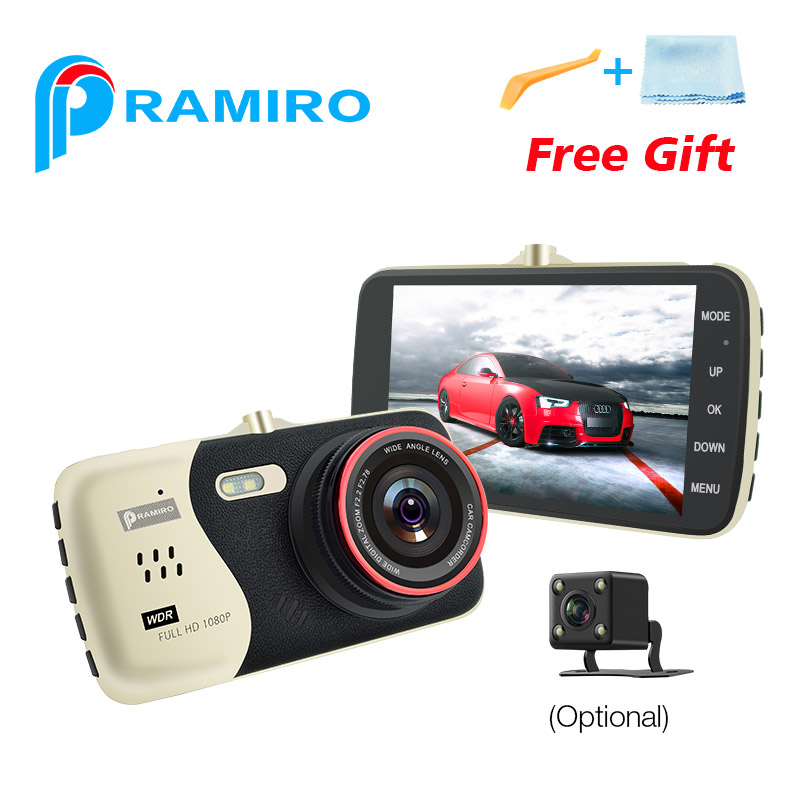 Original 4 0 Inch IPS Screen Car DVR Novatek NTK96658 Car Camera T810 Dash Camera Full