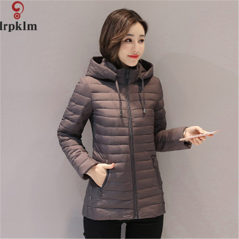 Femmes M À Ouatée Parkas Casual Tops Survêtement Dames D'hiver Manteau Taille Capuchon black army 5xl Court deep navy Vêtements Jujube Plus Red Gray Veste 2017 New Lz286 Green Qdtshr