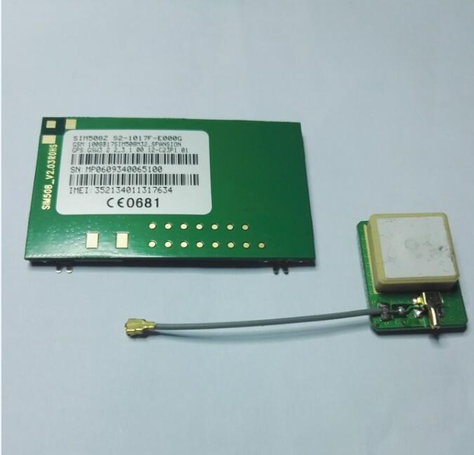 SIM508Z GPS module GSM / GPRS module sim508