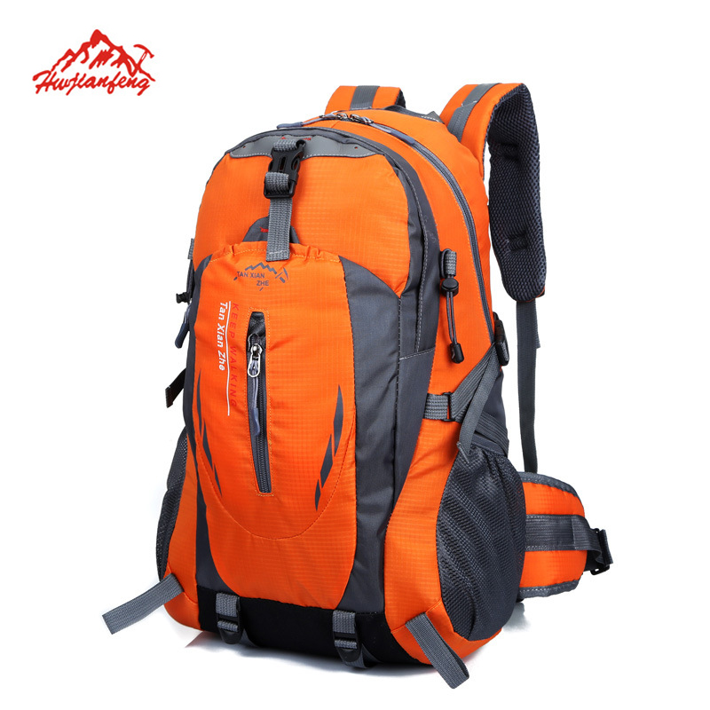Free shipping 100% Brand New Ultra Light Outdoor Backpack Hiking Back Pack Mountaineering Packsack Camping Bag Pack Rucksack 40L shipping free brand 100