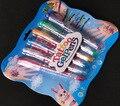 Canetas gel promocional Pen Tatuagem caneta brinquedo Da Novidade presentes Caneta Tatuagem 6 unidades/pacote For Kids DIY Tatuagem
