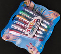Promotional Pen Tattoo gel pens Novelty toy pen gifts Tattoo  Pen 6pcs/pack  For Kids DIY Tattoo