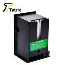T6711 1 шт. bk с чип чернильный картридж для epson workforce wp-4011/wp-4015 dn/wp-4025 dw/wp-4520/wp-4521/wf-3521