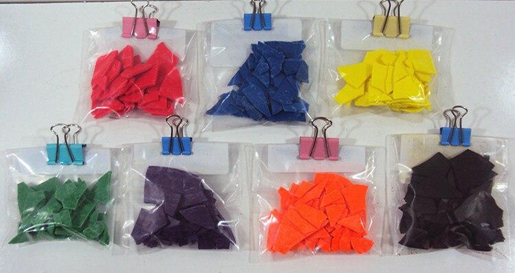 main bougie colorant 8 couleurs 1g 8 pigments co - Colorant Bougie