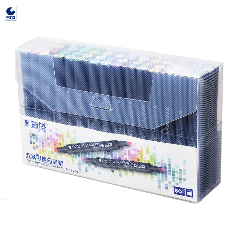 STA Alcohol Dual Art Markers Anime/Architectures