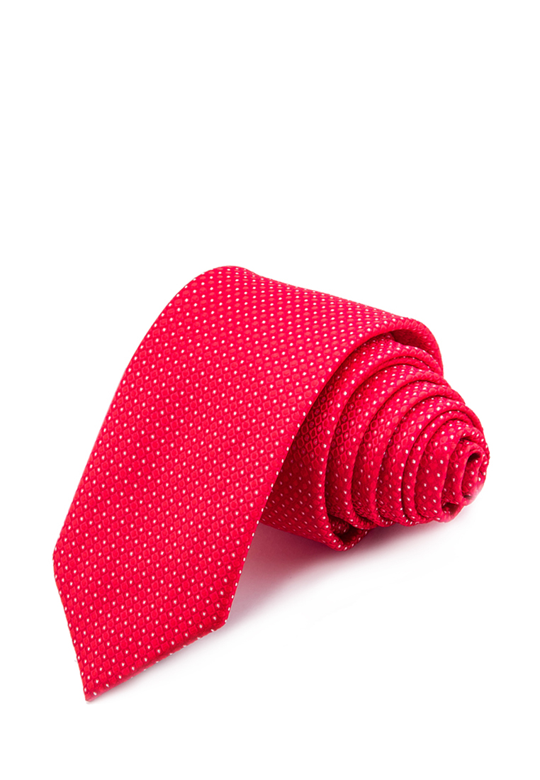 [Available from 10.11] Bow tie male CASINO Casino poly 8 red 803 8 44 Red