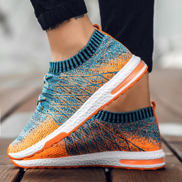 PUAMSS 2019 Men Running Shoes Men's Trainers Sport Shoes Outdoor Walkng Jogging Shoes Trainer Athletic Shoes Male Men Sneakers