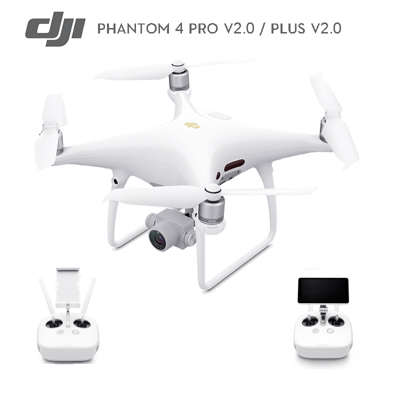 DJI Plus Drone 20MP 1-Inch 4-Pro V2.0 With Exmor Cmos-Sensor In-Stock