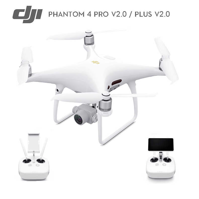 DJI Phantom 4 Pro V2.0 / Phantom 4 Pro plus V2.0  Drone with 1-inch 20MP Exmor R CMOS sensor In stock