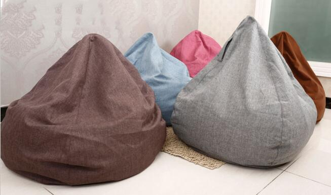 Free shipping creative personality cute beanbag lazybones single or double bedrooms lazy ...