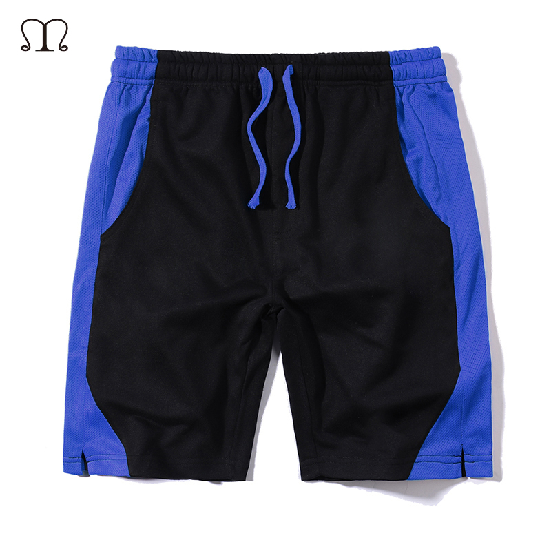 Patchwork Men Shorts Summer Brand Fashion Plus Size Sportswear Mens Beach Shorts Cotton Casual Male Shorts Homme Brand Clothing