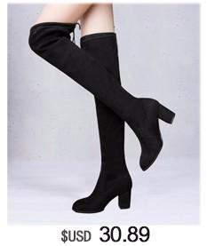 qutaa/2017 г. новые женские модные пос сапоги выше Cole пос ботинки на бак quadrant парень женская обувь на Платформа черный размер 34-43