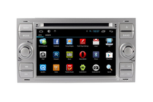 Android4.2 GPS Sat Navi Bluetooth IPOD Rádio do carro DVD Para Ford Mondeo Foco S-max-max MD-8132W
