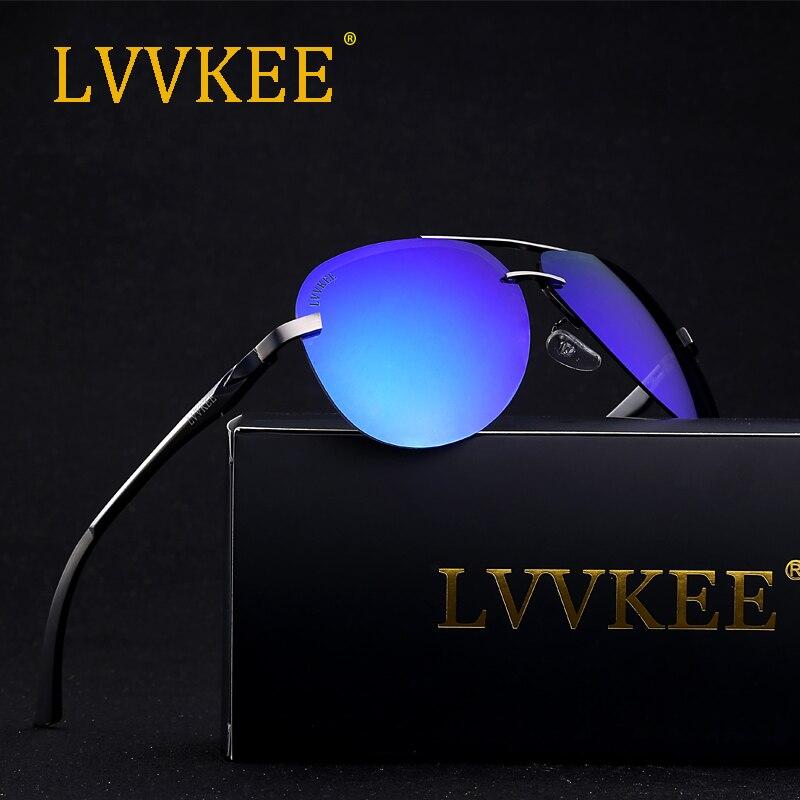 LVVKEE 2019 hot Occhiali Da Sole Uomo Classic Navy Air Force Occhiali Da Sole di Vendita On-Line HD VISIONE Pantaloni A Vita Bassa degli uomini occhiali da sole gg uv400