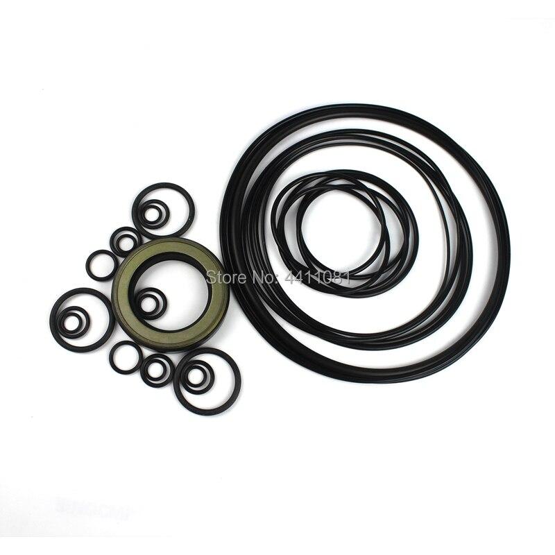 Pour Hitachi EX200-2 Kit de Service de réparation de joint de pompe hydraulique joints d'huile d'excavatrice, garantie de 3 mois
