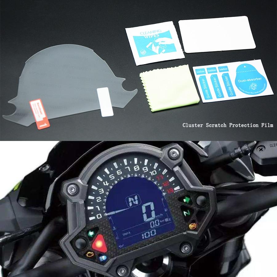 Z 900 1 moto Pad Protector Decalcomanie Adesivo Motore Tachimetro - Accessori e parti per motocicli