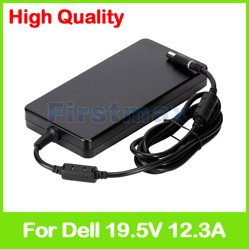 Slim 19.5V 12.3A laptop AC adapter charger for Dell Alienware 18 R1 A18 M18x R3 330-7843 331-3179 0U896K 0Y044M 330-3514
