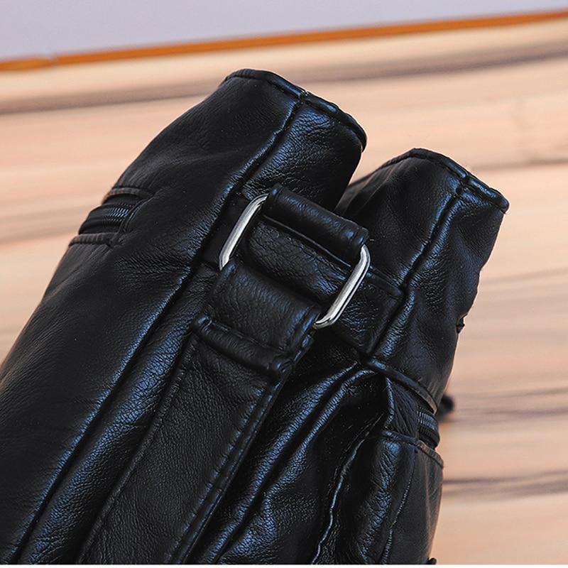 bolsa de couro bolsa de ombro de