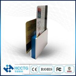 Czytnik kart mobilnych IC i Magnetic (Track1/2)  czytnik kart elektronicznych/nagrywarka z EMV L1/L2 zgodność MPR100|Czytniki kart|   -