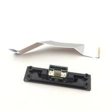 ใช้เปลี่ยนประเภท C Charger ซ็อกเก็ต W/ริบบิ้น Cabe และพลาสติกสำหรับ Nintendo Switch HDMI แท่นชาร์จ