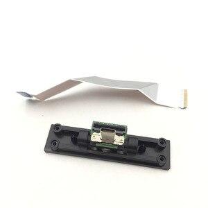 Image 1 - Gebruikt Vervanging Type C Lader Socket W/Lint Cabe & Plastic Houder voor Nintendo Switch HDMI Opladen Dock