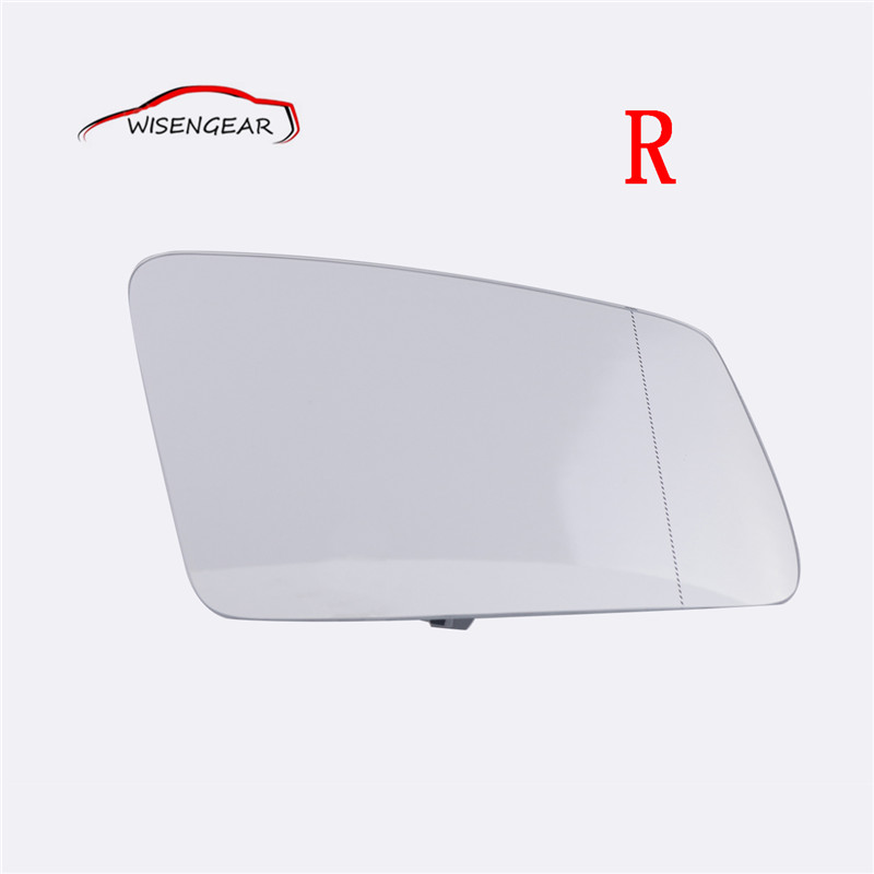 Mercedes A Class W176 2012-/> Wing Mirror Glass Heated O//S Drivers Side Right