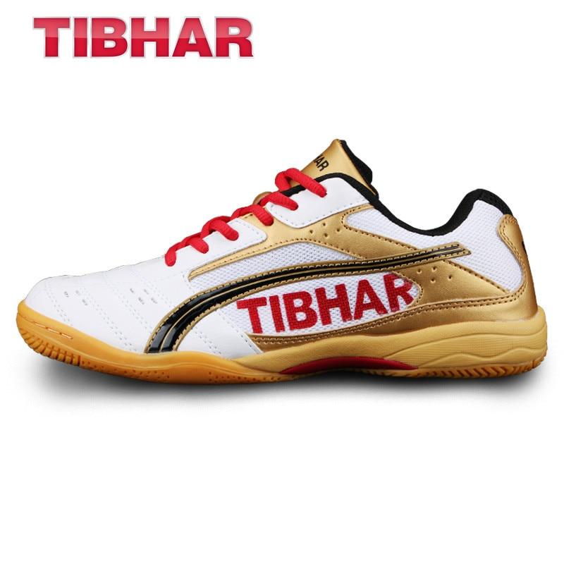 original New Arrival Tibhar Classics Style Men Women Table Tennis Shoes Sport Sneakers Tennis Shoes 01918