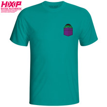 The Incredible Bruce Banner 3D Pocket T Shirt Avengers Superhero Cool Creative T-shirt HIXIP White Black Gray Green Cotton Tee(China)