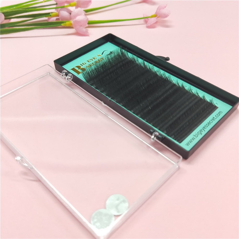 Promotions price High quality eyelash extension mink individual eyelash extension natural eyelashes fake false eyelashes
