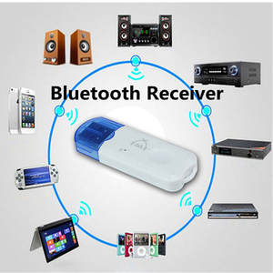 Wireless Handsfree bluetooth Adapter for Speaker USB Bluetooth V2.1 Audio Stereo