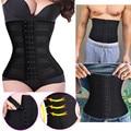 Hot 3Rows Hooks Maternity Postpartum Abdomen Belt Shaper Waist Trimmer Girdle Corset Slimming Suit Workout Waist Trainer Belt