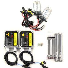 Hid Xenon Bulbs Ballasts Adapter Kit 12V 35W H13 12000K   [DC20]