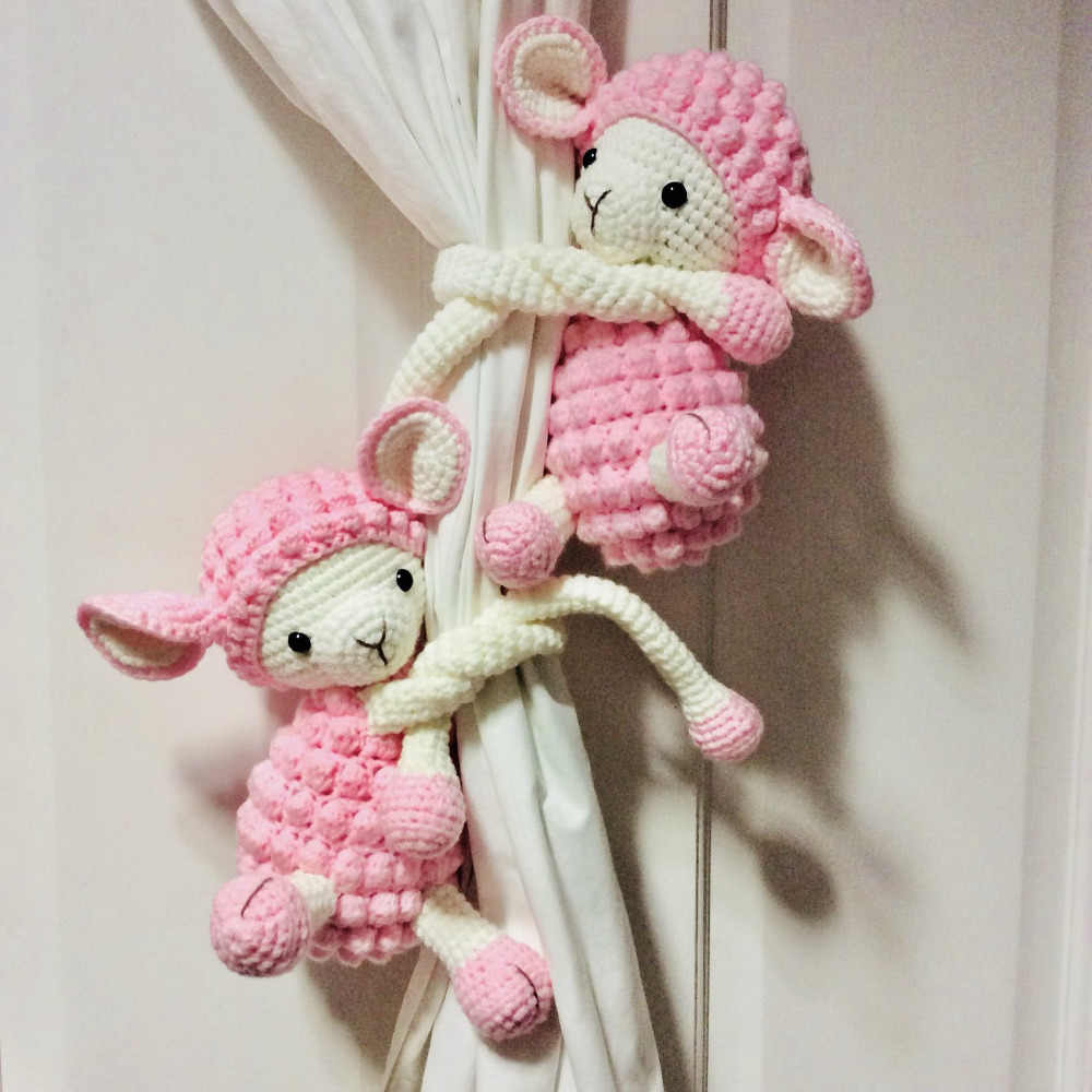 10 Free Crochet Patterns for Baby and Toddler Toys — Left in Knots | 1000x1000