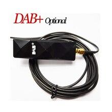 Adicionar DAB DAB + Rádio Digital Box Receptor externo com Controle de toque para nossa loja android dvd do carro Para a Europa só