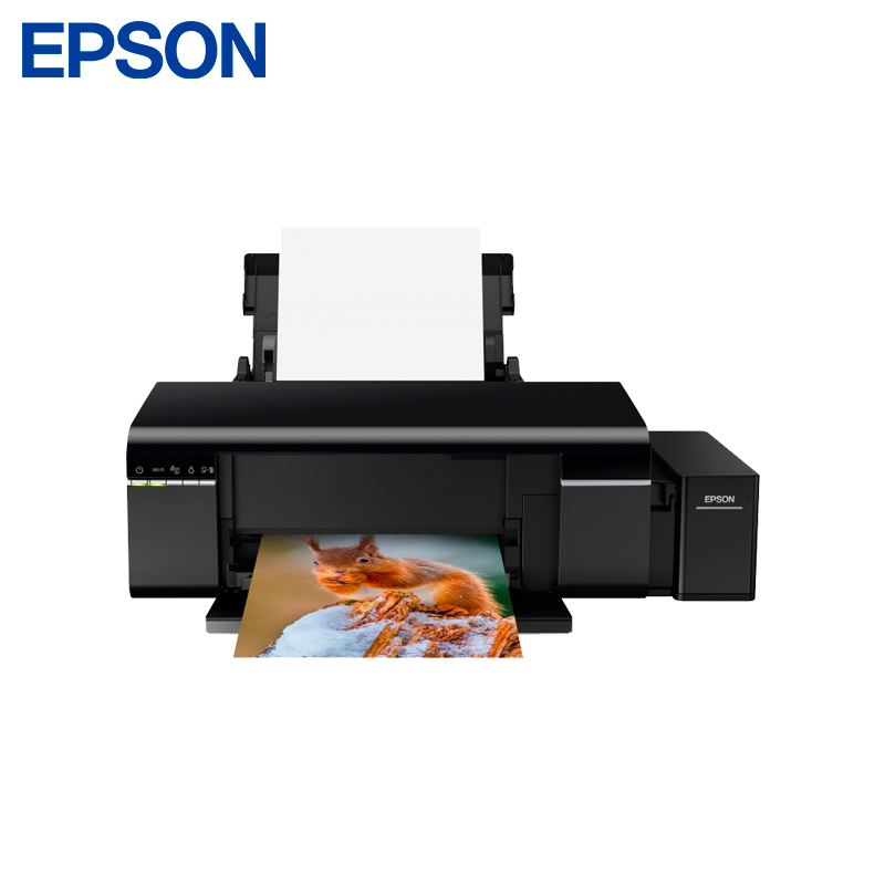Printer Epson L805 printing factory gzl3001 80mm printer thermal label barcode printer usbport 80mm receipt bill printer thermal barcode printer automatic stripping