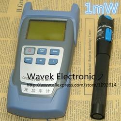 FTTH DXP-40D Fiber Optic Tool Kit Fiber Optical Power Meter -70 + 10dbm And 5km 1MW Visual Fault Locator Fiber Optic Test Pen