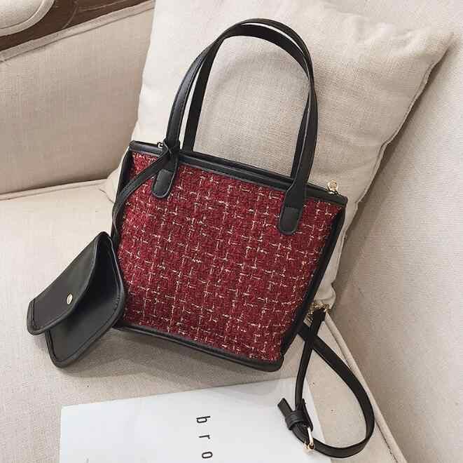 3 قطعة/المجموعة أزياء والجلود النساء مركب حقائب كتف حقيبة Crossbody حقائب بحمالات حقيبة صغيرة الإناث حقيبة ساعي N-4670