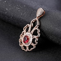Handmade Large Silver Pendants Round Filigree Flower Crystal Pendants For Pearls Jewelry Making Top Quality Embellishments