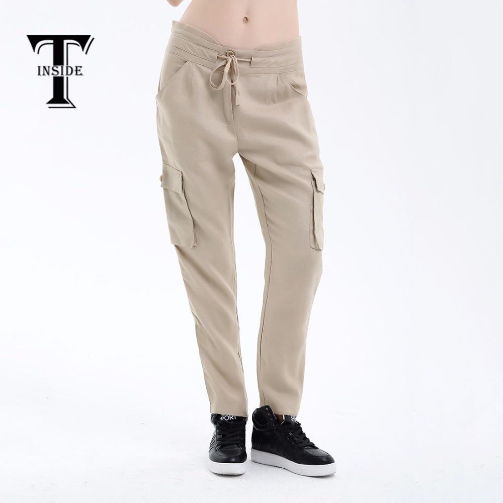 Popular Women Cargo Pants-Buy Cheap Women Cargo Pants lots from ...