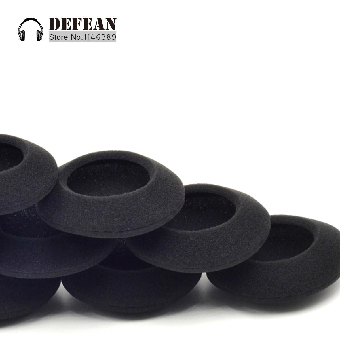 10pcs  foam cushion ear pads for Plantronics Audio 310 470 478 628 626 headphone