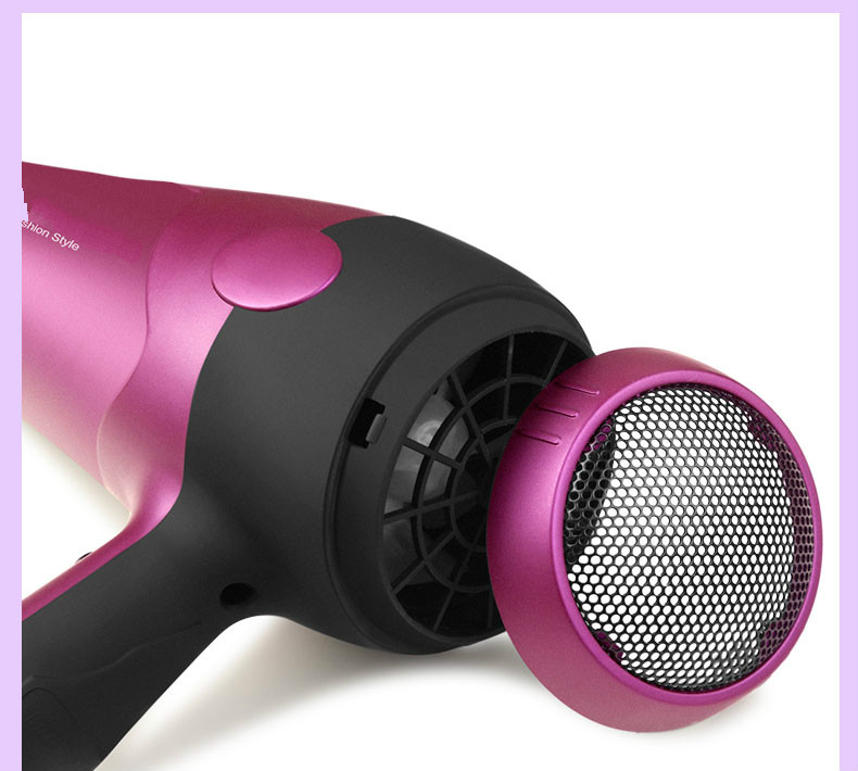 Barbearia secador de cabelo casa pequena potência