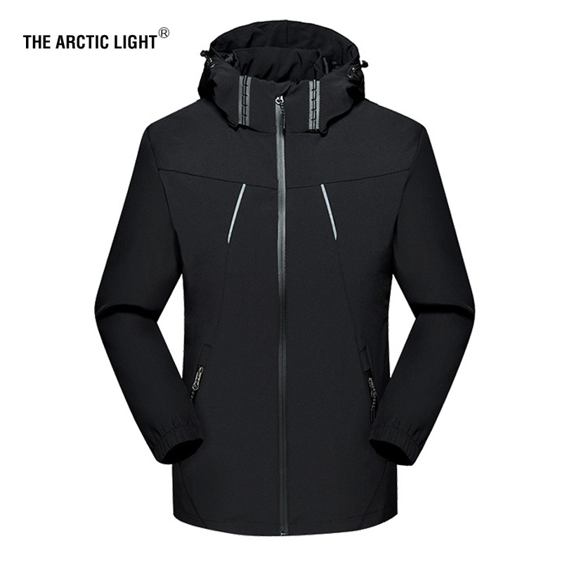 THE ARCTIC LIGHT Outdoors Spring Autumn Men Women Thin Windproof Hiking Jacket Four Seasons Mountaineering Multi-function JacketTHE ARCTIC LIGHT Outdoors Spring Autumn Men Women Thin Windproof Hiking Jacket Four Seasons Mountaineering Multi-function Jacket