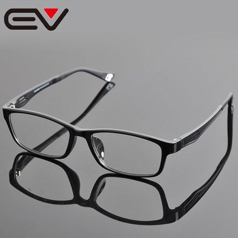 Frame Ótico TR90 Leve Homem Marca New Design Mulher Armações de Óculos de  Prescrição de Lentes Computer Goggle Oculos EV0815 cd7452f5ff